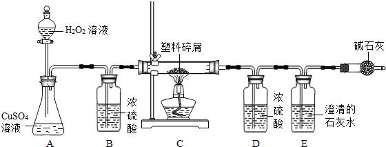 """""""习题详情  (1)实验时,打开分液漏斗的活塞,将h 2o 2溶液滴入到a装置"""