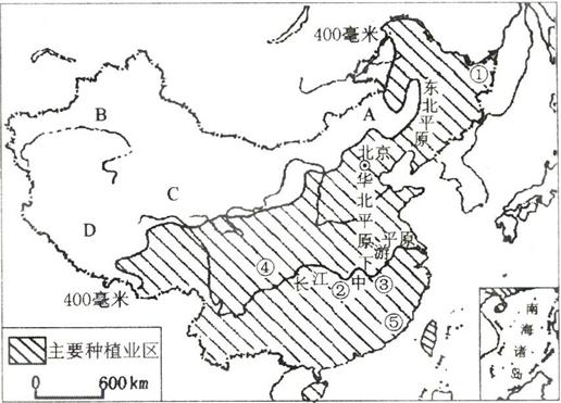 畜牧果林场地图