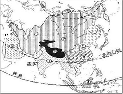 挨亚洲综合_,和的综合影响,亚洲气候