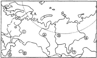 手绘亚洲地图怎么画