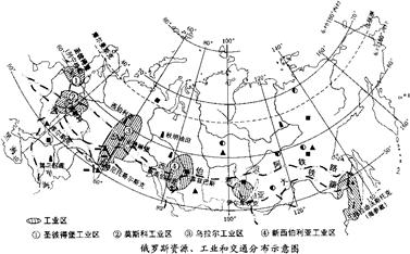 世界地形分布手绘简图