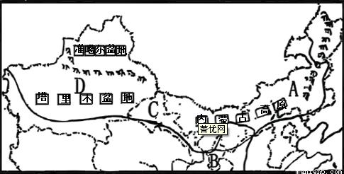 塔里木盆地和准噶