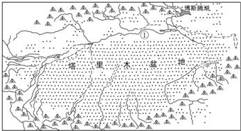 因是 . 2 塔里木盆地的城市和人口主要分布在盆地