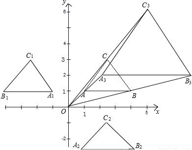 画位似图形的一般步骤