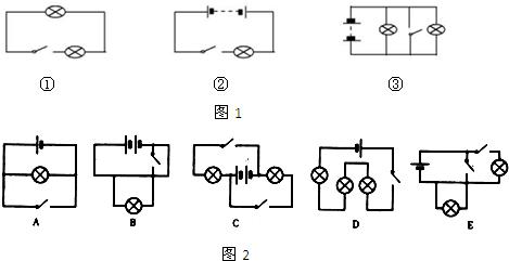 并联电路电流规律的实验