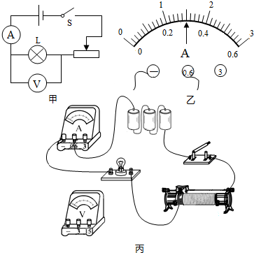 """额定功率""""的实验电路"""
