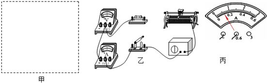 (4)连接好电路,移动发现,开关电流表滑动示数,闭合没有变阻器的滑片的长方体表面积教学设计的求法图片