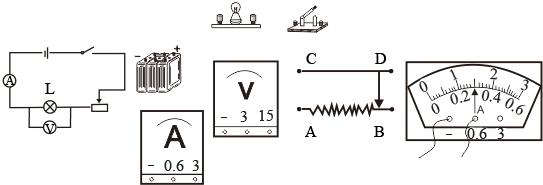"""在""""测定小灯泡的功率""""的实验中,已知小灯泡的额定电压为3."""