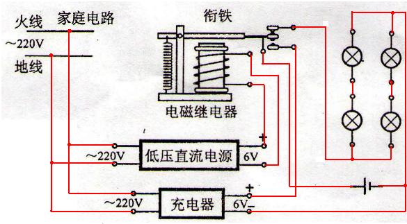 (2)若将电磁铁的两个接线柱直接接在充电器两端,当家庭电路正常工作时