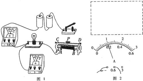 """""""在""""测定小灯泡的额定功率""""的实验中,电源.""""习题详情"""