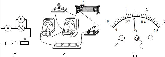 """5v""""小灯泡的电功率,小明同学设计了如图甲所示的电路图,实验中各元件"""