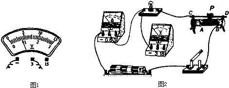 """3a""""字样的小灯泡l (1)他将灯l 1接入电路,请你用笔画线代替导线,帮他"""