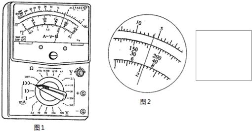如图画出了用电压表,电流表测量导体电阻的两种电路图