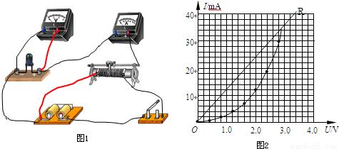 小华同学用电池组(电压为3ⅴ恒定不变)