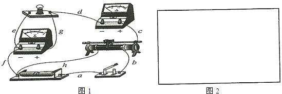 测电源伏安特性曲线电路图