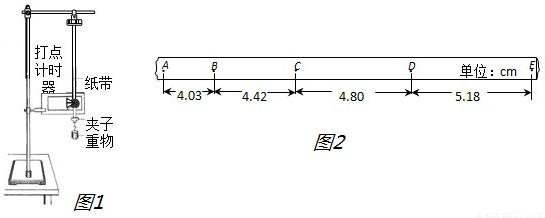 """(1)在""""验证机械能守恒定律""""的实验中,已知打点计时器所用电源的频率为"""