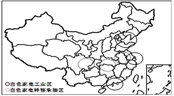 我国三大产业结构图
