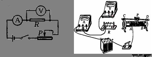 """""""小佳同学做""""用电流表,电压表测电阻""""实验.""""习题详情"""